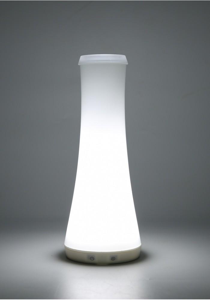 """Светильник беспроводной, аккумуляторный, переносной, для дома и дачи, ручной работы """"Очарование"""""""